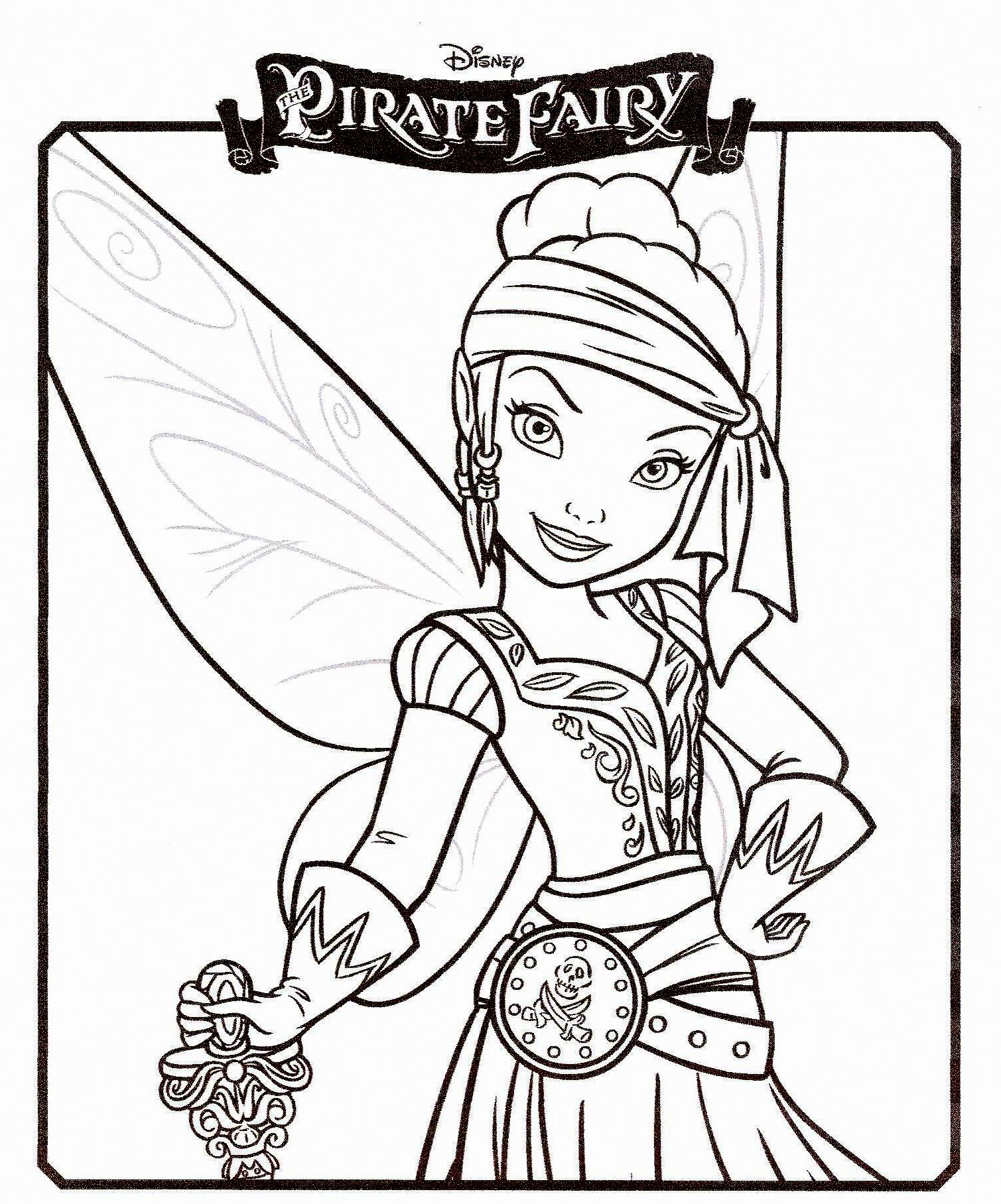 Coloriage pirate mon anniversaire pirate - Dessins fee clochette ...