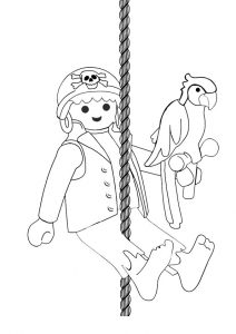 coloriage-playmobil-pirate-a-imprimer