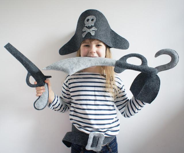 Se Deguiser Mon Anniversaire Pirate