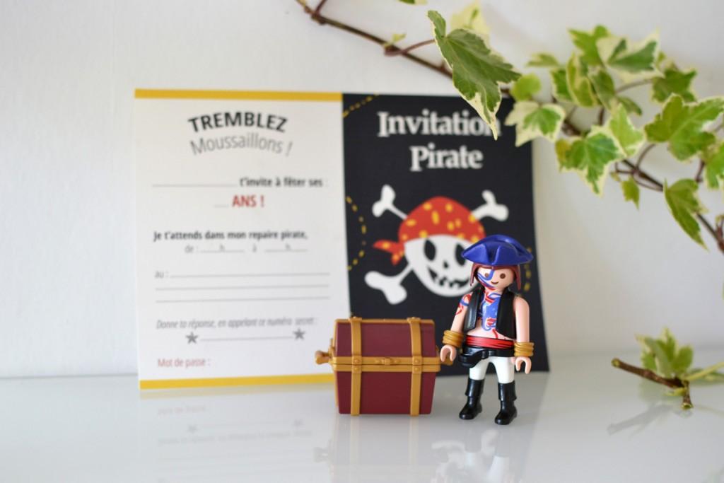 petite carte pirate a imprimer