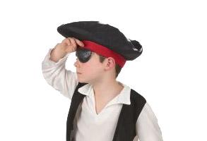 deguisements de pirates en vue