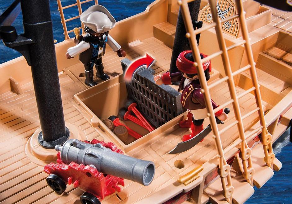 cale du bateau playmobil