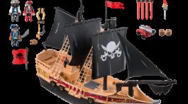 intérieur boite pirate
